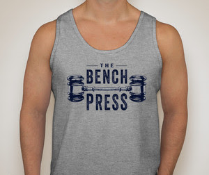 Bench Press Final- Front, Gray